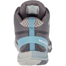 Merrell Siren 3 GTX Botas Corte Medio Mujer, azul